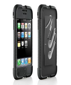 DLO Jam Jacket Silicone iPhone Case