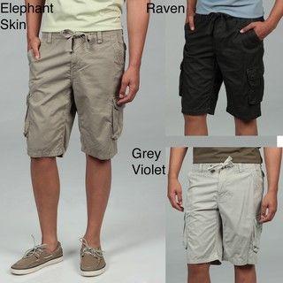 Calvin Klein Mens Cargo Shorts