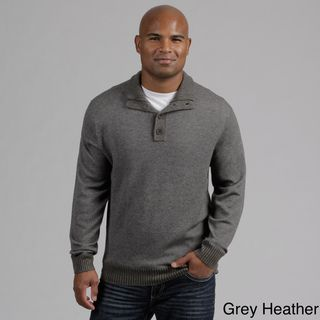 Weatherproof Mens Merino Wool/Cashmere Blend Sweater