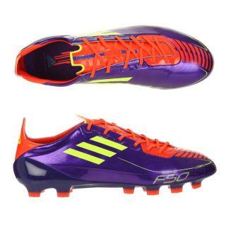 ADIDAS Chaussures de Foot F50 Adizero TRX HG Homme   Achat / Vente