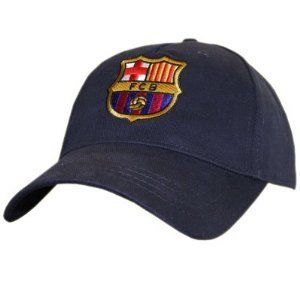 FC Barcelona Authentic LA LIGA Navy Baseball Cap Sports