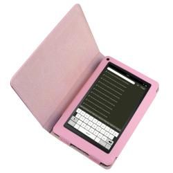Leather Case/ Screen Protector/ Cable/ Charger for  Kindle Fire