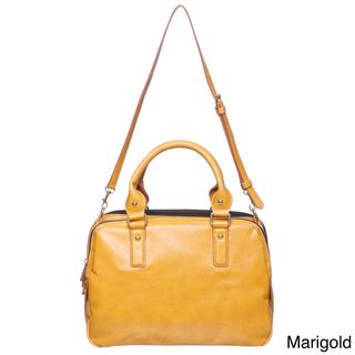 Mondani Morgan Goldtone Hardware Tote