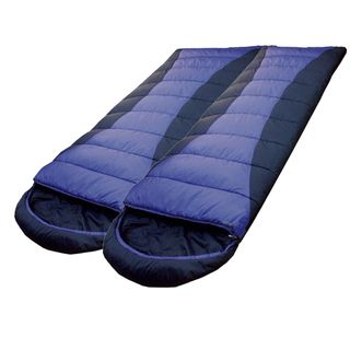 Alpinizmo by High Peak USA Comfort Pak Sleeping Bag (Set of 2