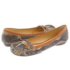 Unisa Tomorrow Brown Multi/Tan Snake/Mozart Flats