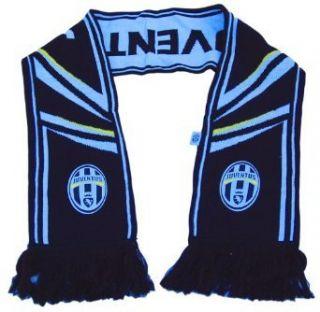 Juventus Italian League Soccer Futbol Reversible Scarf