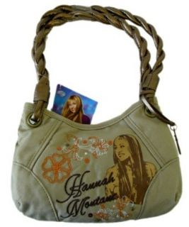 Disney Pop Star Purse   Hannah Montana Tan Handbag