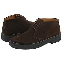 Stacy Adams Canyon Brown Suede Boots