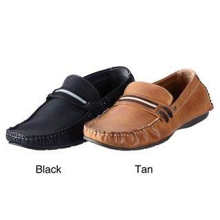 Steve Madden Mens Grab Slip on Driver Shoes