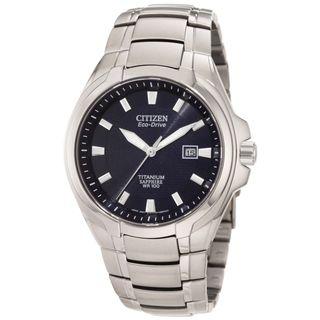 Citizen Mens Eco drive Titanium Watch