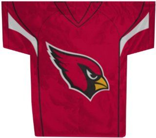 NFL Arizona Cardinals Jersey Banner (34 by 30 Inch/2 Sided