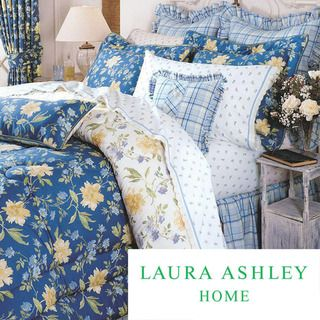 Laura Ashley Emilie 4 piece Comforter Set