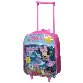 Disney Minnie Mouse Sunshine Kids Rolling Backpack
