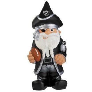 Oakland Raiders Garden Gnome 11 Thematic Sports