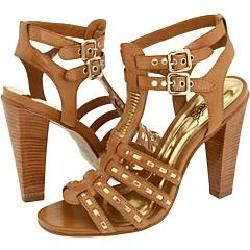 CARLOS by Carlos Santana Ginseng Camelot Leather Sandals