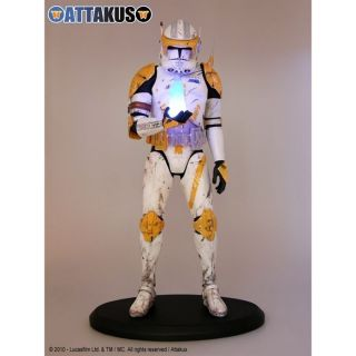 Statue Commander Cody Order 66 Star Wars Attakus   Achat / Vente