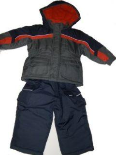 Boys Toddler Oshkosh Snowsuit, Coat/jacket and Snow Pants