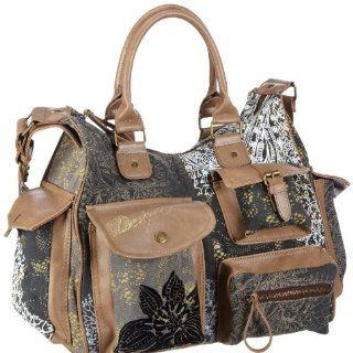 Desigual Handbags Bols Puntilla 31X5160 Satchel