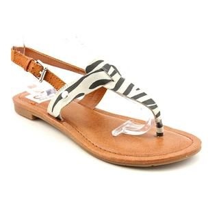 DV By Dolce Vita Womens Diamon Regular Suede Sandals