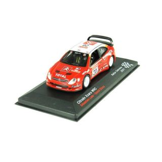 Xsara WRC (2001) 1:43 Loeb / Elena   Citroen Xsara WRC (2001) 1:43