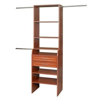 HomeStyles Alli Closet Organizer Tower Set
