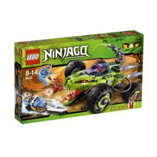 JEU ASSEMBLAGE CONSTRUCTION Lego Ninjago   LAttaque Du Buggy Fangpyre