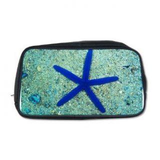 Artsmith, Inc. Toiletry Travel Bag Blue Starfish on Sand
