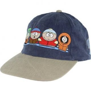 South Park Cast Baseball Cap Clothing