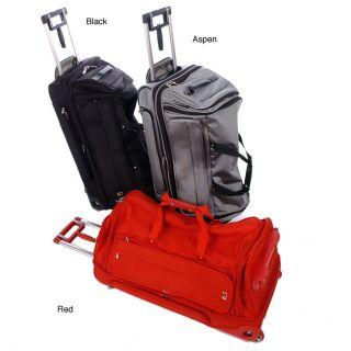 31 inch Expandable Rolling Duffel Bag