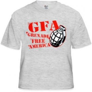 Grenade Free America T Shirt (From Jersey Shore) #1259
