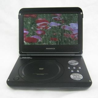 Magnavox 8.5 inch Region free Portable DVD Player