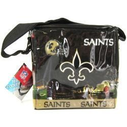 New Orleans Saints Soft sided Collapsible Ice Chest