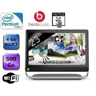 Tout en Un HP TouchSmart 520 1243ef   Achat / Vente ORDINATEUR TOUT EN