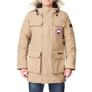 Canada Goose Citadel Parka Jacket   Tan Sports & Outdoors