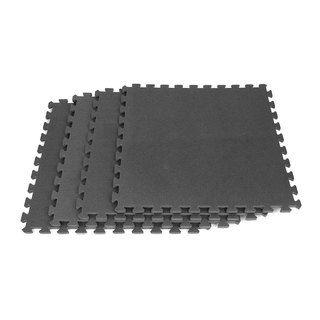 Ultimate Comfort 16 square foot Black Foam Flooring