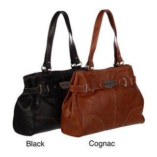 Nine West Stitch Detail Large Shopper Bag