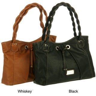 Bandolino Knotty Girl Large Shopper Bag