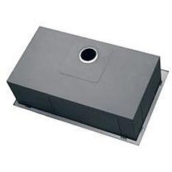 Ruvati 16 gauge Stainless Steel 33 inch Single Bowl Overmount Kitchen
