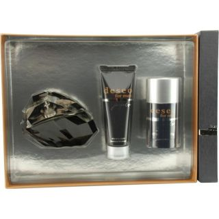 Jennifer Lopez deseo Mens Three piece Fragrance Set