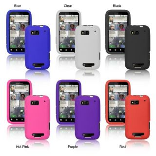 Luxmo Motorola Defy Silicon Case