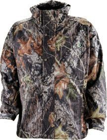 Mossy Oak Apparel Co Raintamer Jkt Bu 3X: Sports