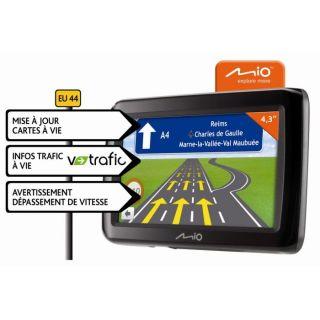 GPS Mio Spirit 495 Europe 44 CAV   Achat / Vente GPS AUTONOME GPS Mio