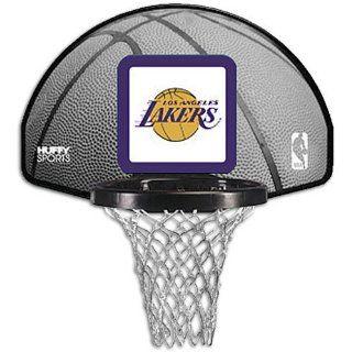 Los Angeles Lakers NBA Mini Jammer Basketball Hoop Sports
