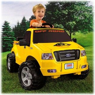 Fisher Price Power Wheels Lil Ford F150