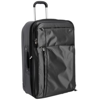 Antler Mercury Silver 28 inch Expandable Rolling Upright Luggage