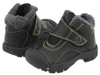 Keen Kids Kootenay (Toddler/Youth) Black Boots