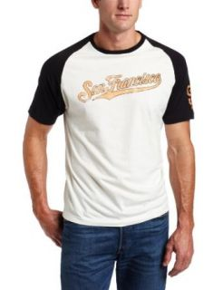 MLB San Francisco Giants Allie Short Sleeve Tee, Cream
