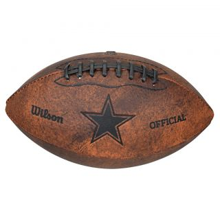 Dallas Cowboys 9 inch Composite Leather Football