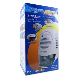 Eva Dry Edv 2200 Mid Size Dehumidifier