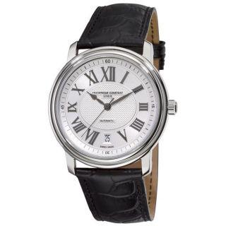 Frederique Constant Mens Persuasion Heart Beat Date Automatic Watch